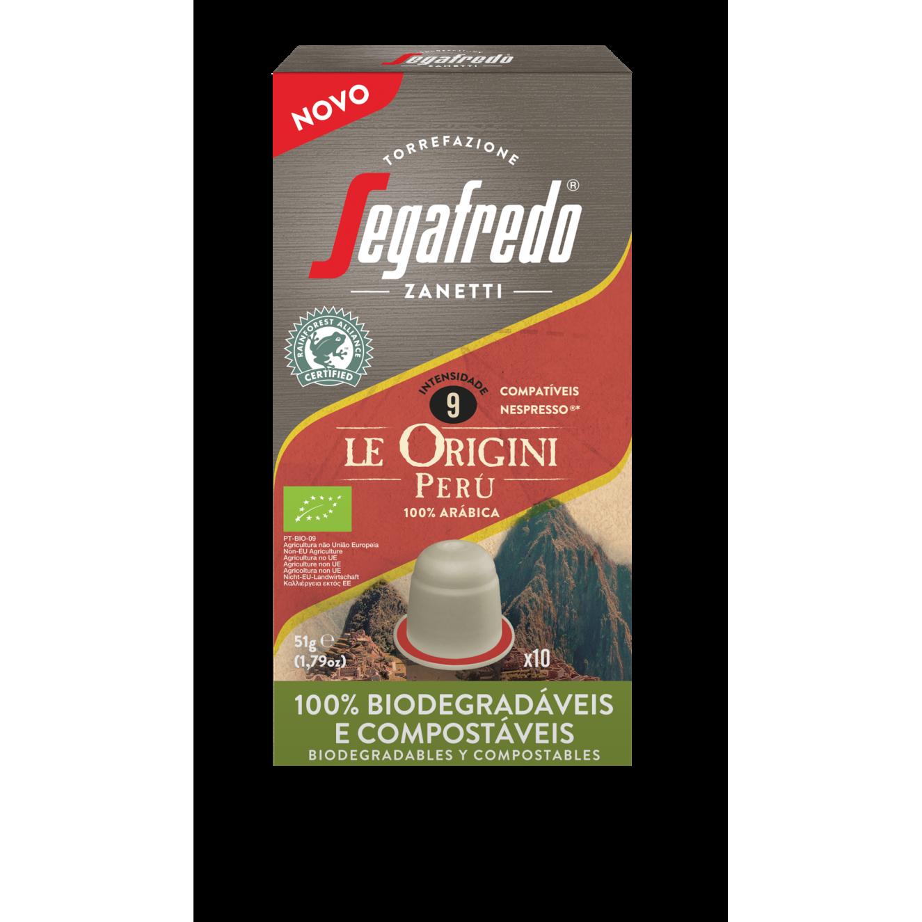 Nespresso® Cápsulas Compatíveis LE...