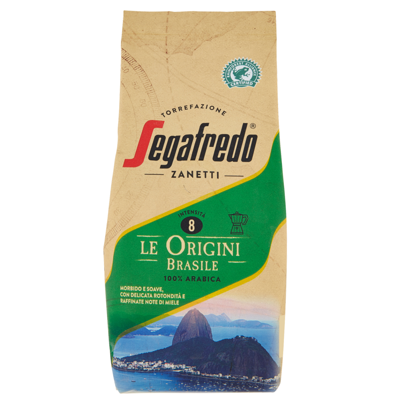 Café moído LE ORIGINI BRASILE