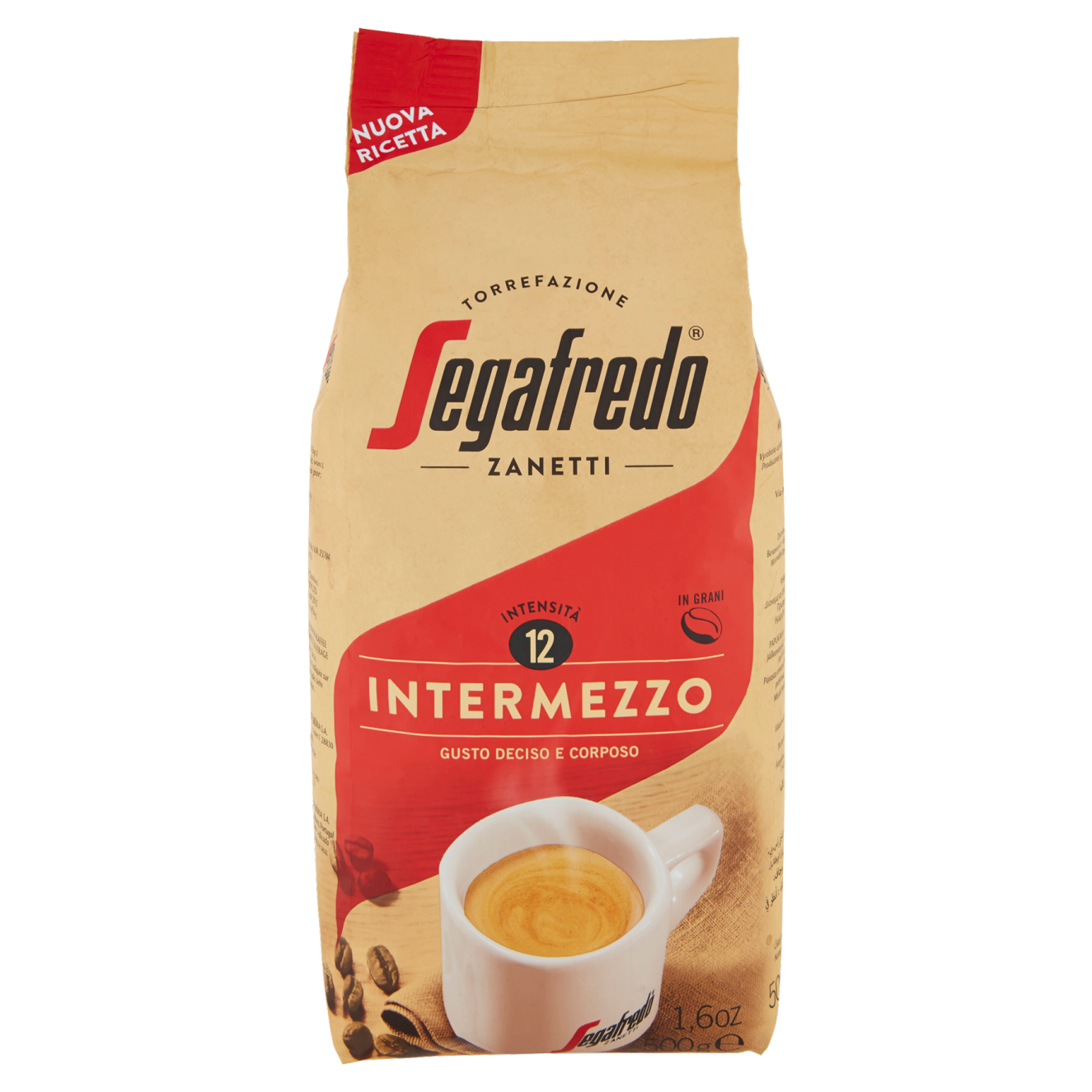 Café em grão INTERMEZZO